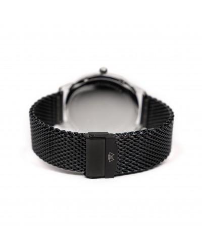 Black Metal watch strap...